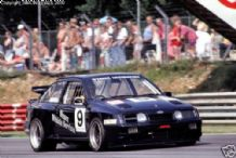 Ford Sierra RS500 Thundersaloon Brands Hatch 1992 Mustill (a)